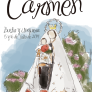 Las Fiestas del Carmen de Bustio y Unquera, por todo lo alto