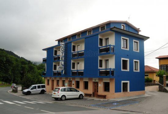 Hotel Restaurante Caravia
